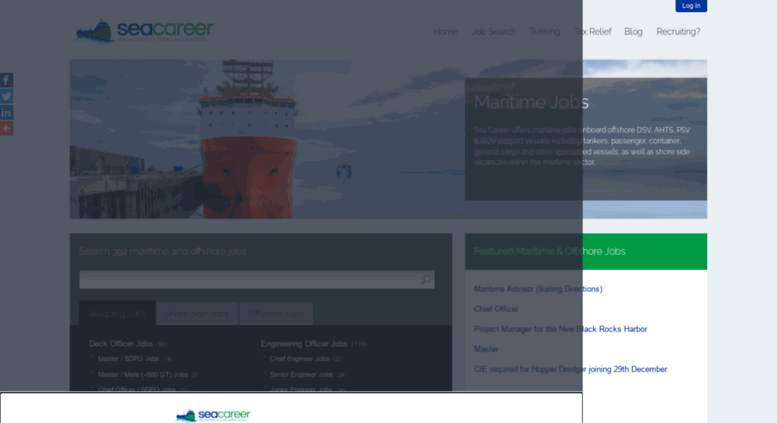 Deck Officer Jobs