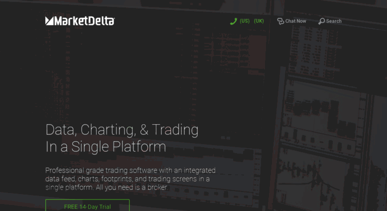 Access marketdelta com  MarketDelta – The Leader in Footprint Charts