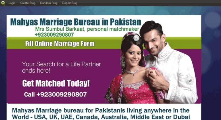 Access marriagebureau blog com  Mahyas MARRIAGE BUREAU IN UK