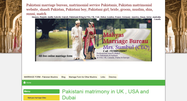 Muslim marriage bureau uk  The Muslim Matchmakers UK  2019-05-01