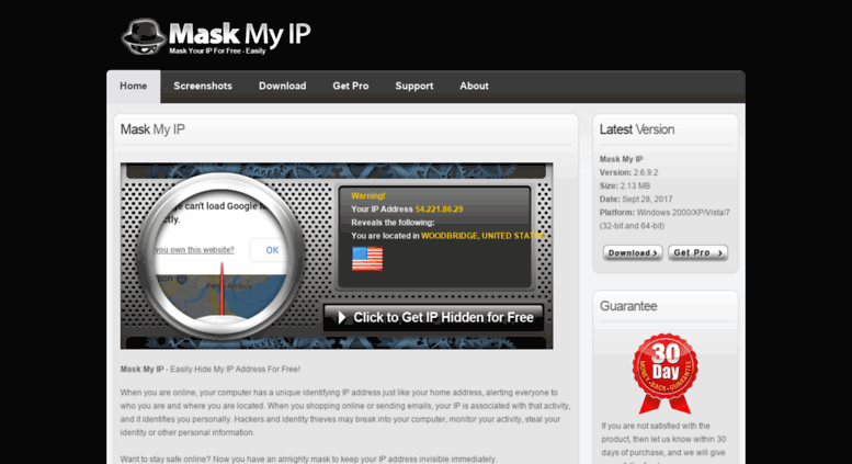 Access mask-myip com  Mask My IP - The Best Free Tool For Hiding My