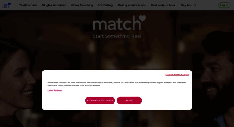 Match dating website ukChelsea-Dating-Blog
