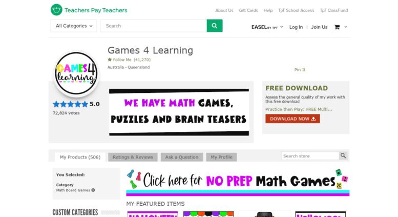 picture regarding Printable Math Board Games known as Get to . Math Board Game titles Printable