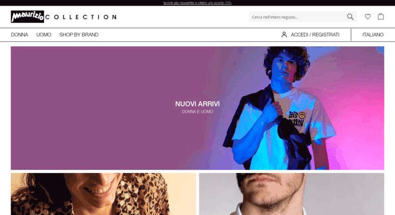 Access . Maurizio Collection