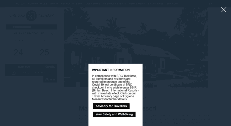 mayang.nirwanagardens.com screenshot