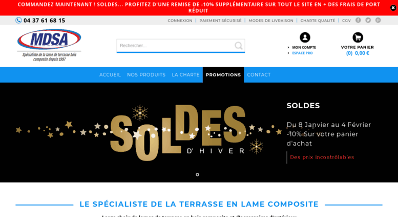 Access Mdsa Composite Fr Spécialiste En Lame De Terrasse
