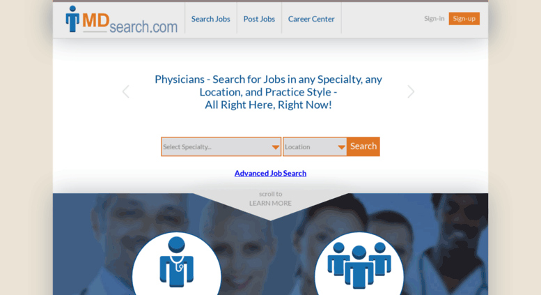 Access mdsearch com  Physician Jobs, Doctor Jobs, & Locum