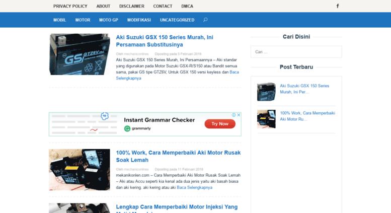 Access Mechaniconlines Com Mechanic Onlines