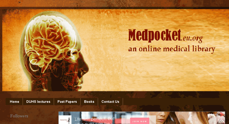 Access medpocket eu org  MedPocket | Download free medical books for