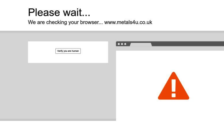 Access metals4u co uk  metals4U - UK Online Metal, Aluminium
