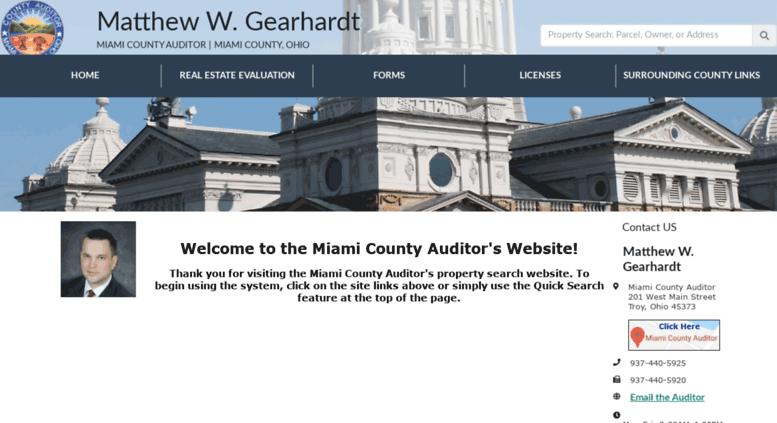 Butler county real estate records