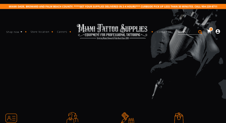 Access miamitattoosupplies.com. Miami Tattoo Ink Shop & Wholesale ...