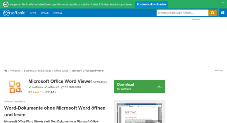 download microsoft word viewer