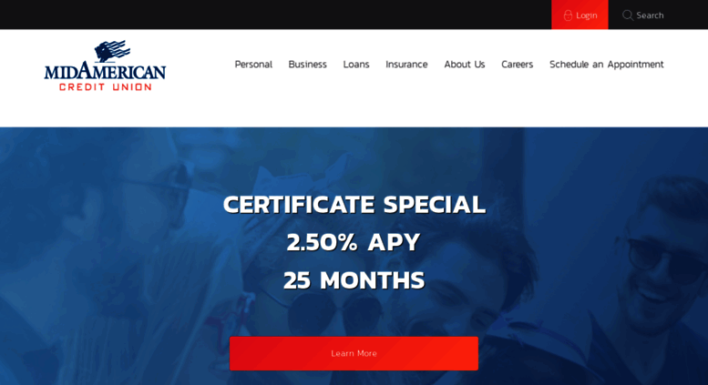 Access Midamerican Coop Home Mid American Credit Union