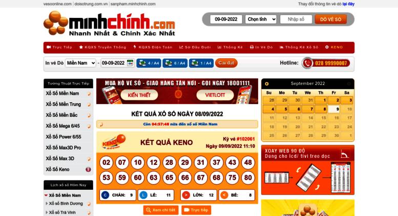 Access Minhchinh Com Xổ Số Minh Chinh Kết Quả Xổ Số Trực Tiếp Kqxs Minhchinh Com