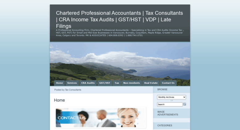 Access mktaxaccounting com  Accountants Vancouver   Vancouver Tax