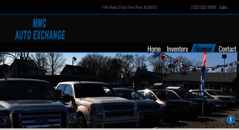 Access Mmcautoexchange Com Used Cars Asbury Used Car Dealers