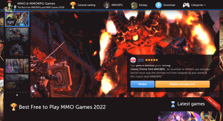 Access mmommorpg com  MMO & MMORPG Games | Best Free Online