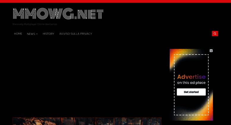 Access mmowg net  Massively Multiplayer Online WarGames - WoT news