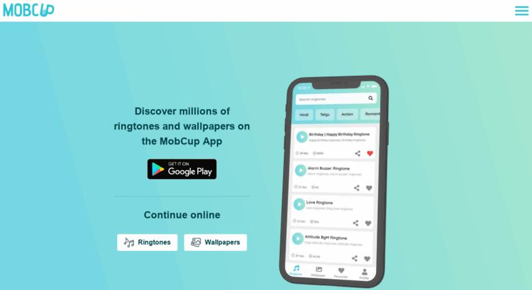 download mobcup