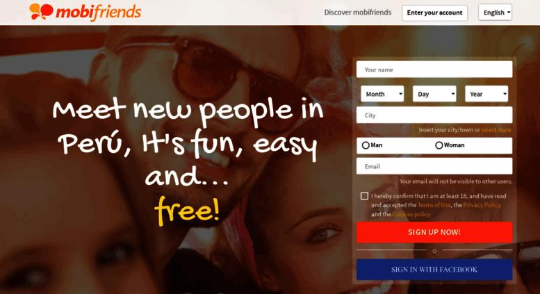 Gratis Peru Dating Sites dating betyr i Tamil