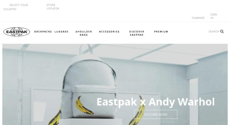 ziet er geweldig uit nieuwe lagere prijzen beste website Access mobile.eastpak.com. EASTPAK Official Site | 30 Year ...
