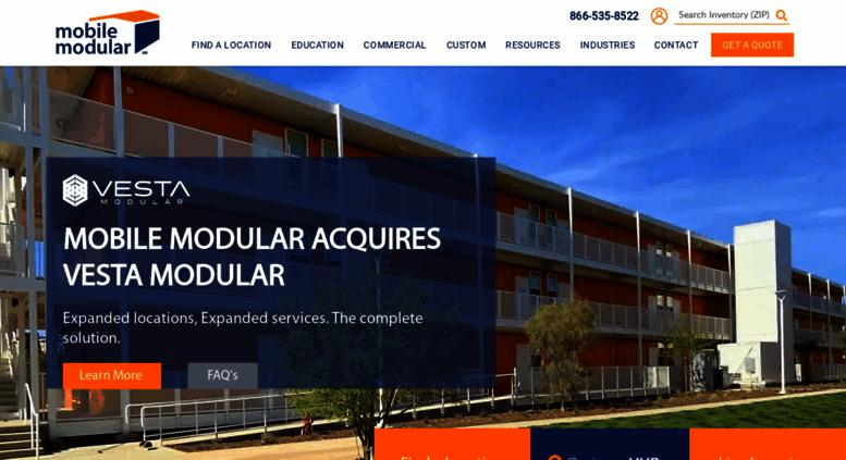 Access mobilemodularrents com  Modular Buildings | Temporary