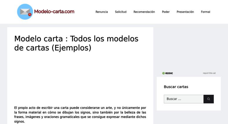 Modelo De Carta Formal Forza Mbiconsultingltd Com