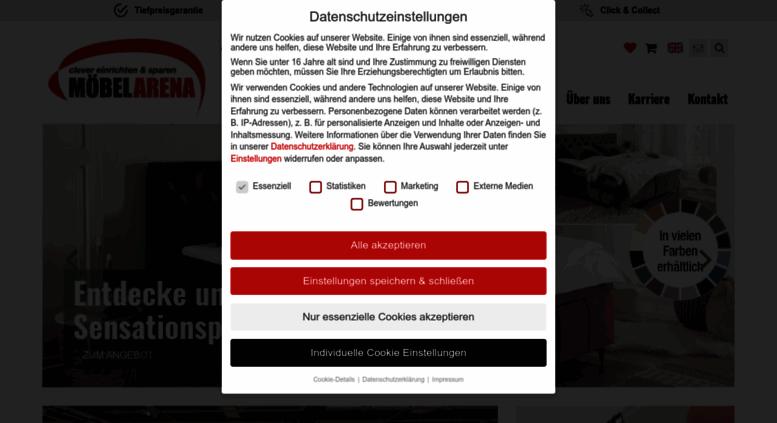 Access Moebel Arenade Möbelarena Ihr Möbel Discount In Waldshut