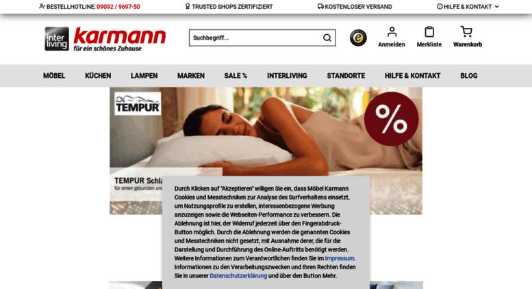 Access Moebel Karmann De Mobel Karmann Ihr Modernes Mobelhaus Mit
