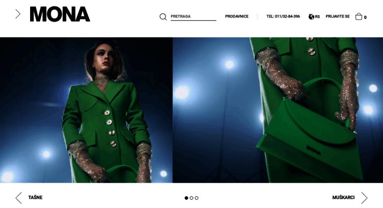 bedaa03b9b7098 Access mona.rs. Mona - Online Shop