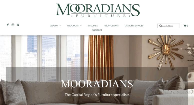 Mooradians Screenshot