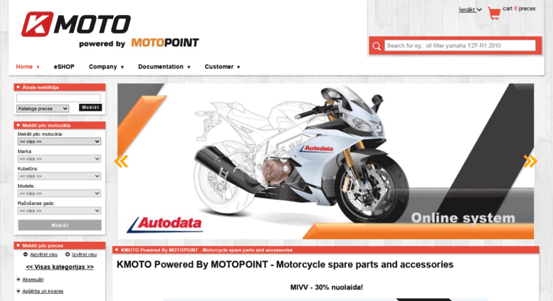 Access Motonetlv Lv Kmoto Powered By Motopoint Motorcycle Spare