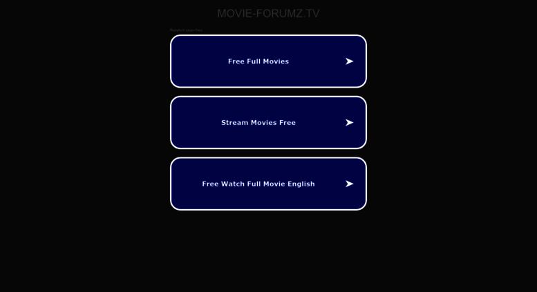movie forumz watch free movies