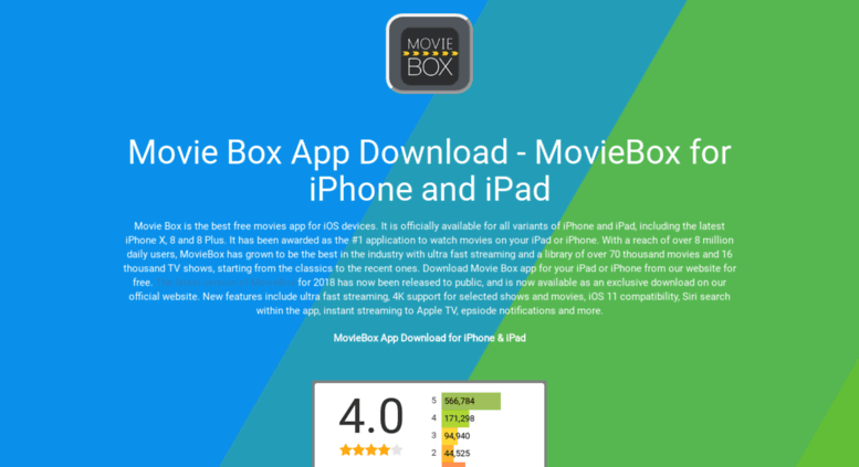 Access movieboxappdl com  Movie Box App - Free Movies & TV