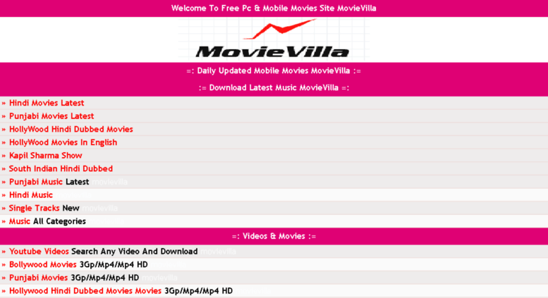 movie download movievilla