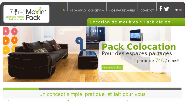 Access Movinpack Fr Location Meubles Electromenager Pack Cle En Main Movin Pack France Suisse