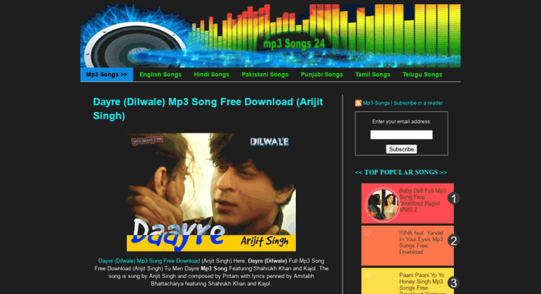 free download mp3 songs english hits