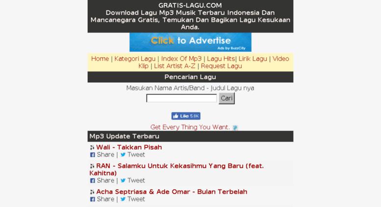 index of mp3 download lagu