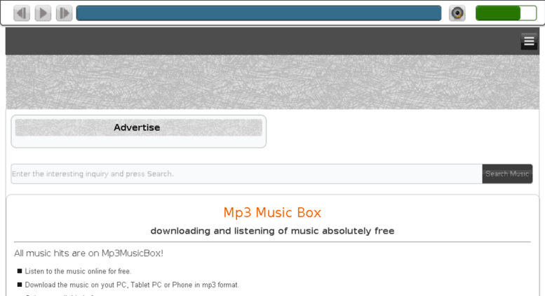 music box mp3 free download