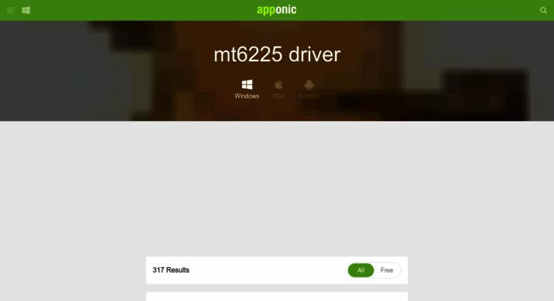 driver mt6225 gratis