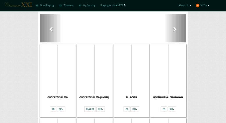 Access Mtix 21cineplex Com M Tix Cinema Xxi Cinema 21 21 Cineplex