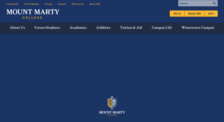Mount Marty College >> Access Mtmc Edu One Of The Best Catholic Colleges Mount