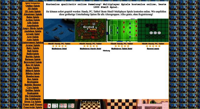 Multiplayer Spiele Pc Kostenlos Downloaden