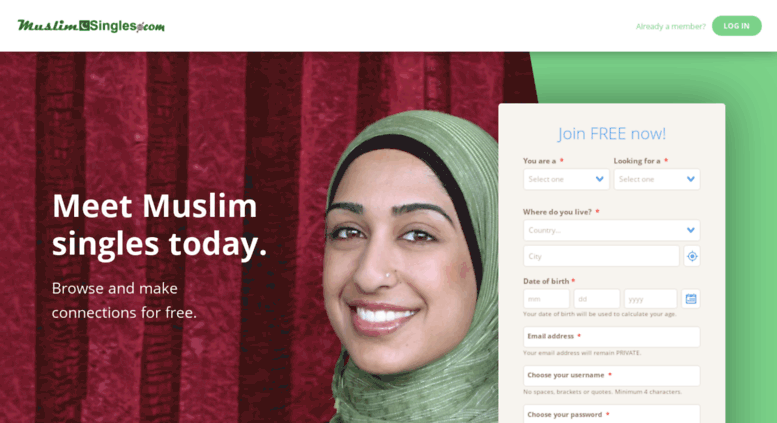 Www muslimsingles com