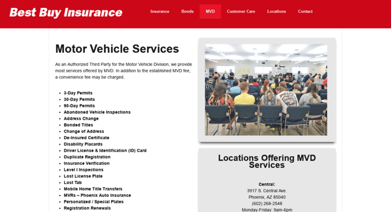 Best Buy Insurance >> Access Mvdservices Com Phoenix Auto Insurance Best Buy