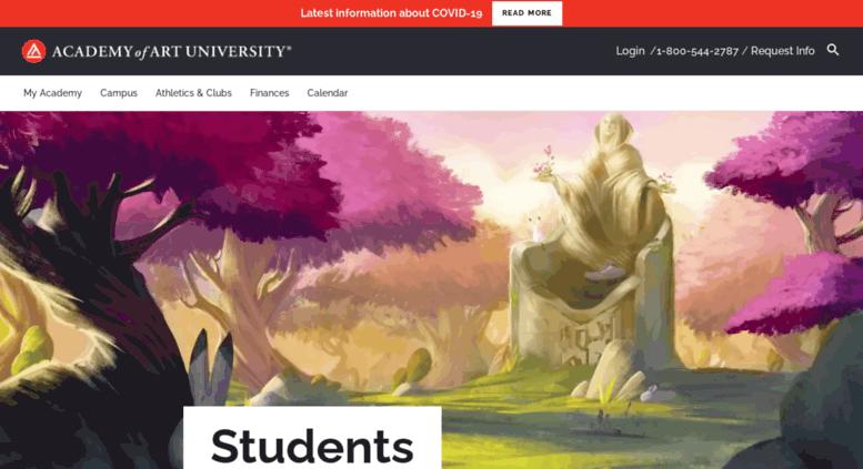 Academy Of Art University Login >> Access My Academyart Edu San Francisco Art School Academy