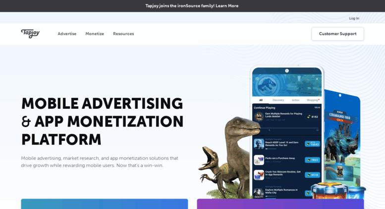 Access my tapjoy com  Tapjoy