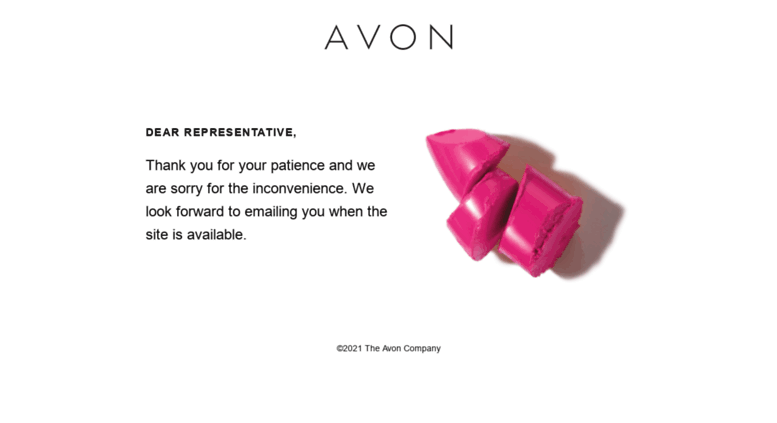 Access Myavon Com Avon Representative Sign In