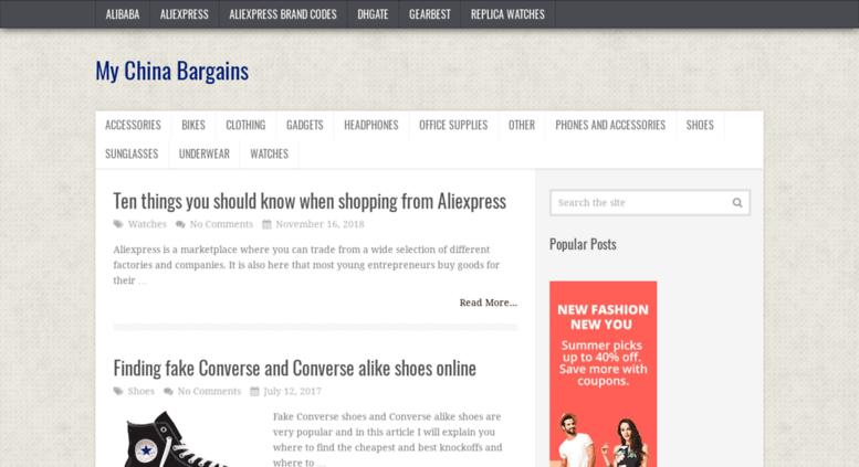 9c9f7372cf1 Access mychinabargains.com. My China Bargains - Aliexpress reviews ...